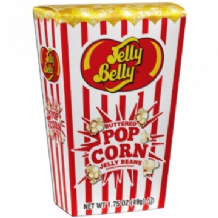 Jelly Belly Buttered Popcorn Cinema Style Box 49g